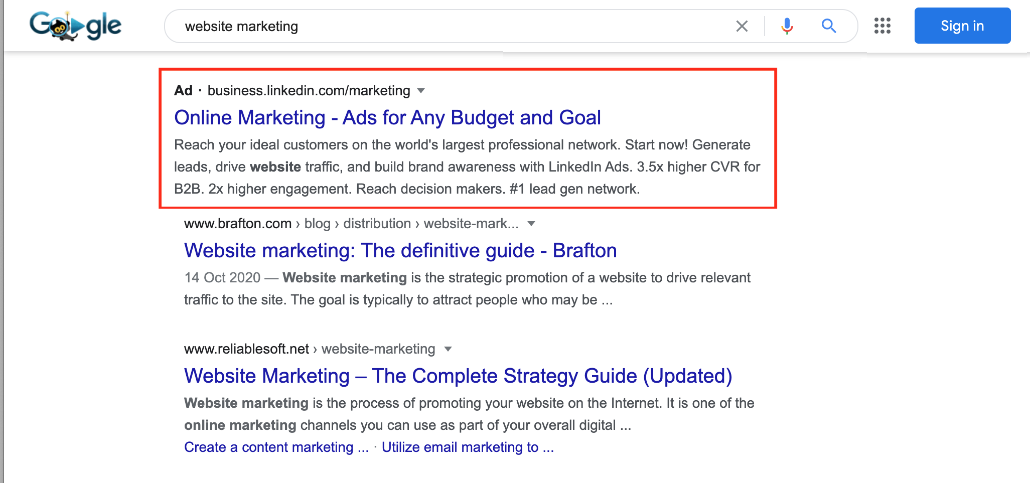 google-search-ad-example-in-search-results